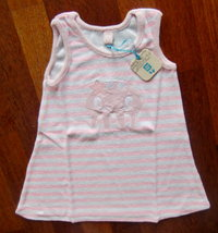 tuc tuc Spanien Frottee Kleid Jellyfish Gr. 2a