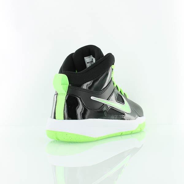 Nike Team Hustle Black Kids
