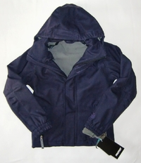 Protest ALTHORPE JR Softshelljacke Lila o. Black