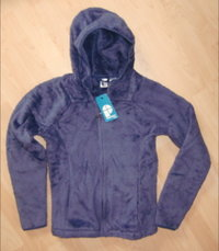 Protest Fluffy JR Fleecejacke Lila oder Cobalt