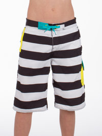Protest THUNDER JR Beach Board Shorts True Black