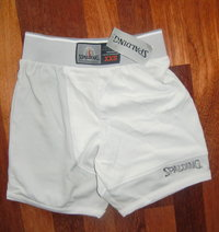 Spalding Basketball Shorts New York Gr XXS 140
