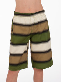 Protest TRIP JR Beach Board Shorts Greenery NEU