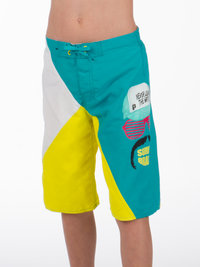 Protest ALPHA JR Beach Board Shorts Mystic Blue