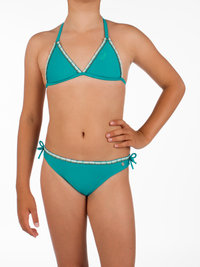 Protest SANTANA JR Triangle Bikini Mystic Blue