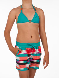 Protest CARE JR Girls Board Shorts Mystic Blue
