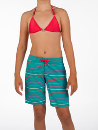 Protest CHAIN JR Girls Board Shorts Mystic Blue