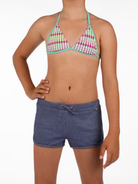 Protest SUDNEY JR Beach Board Short Denim Light