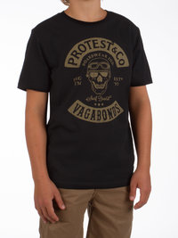 Protest ALLSTAR JR T-Shirt mit Skull in Schwarz