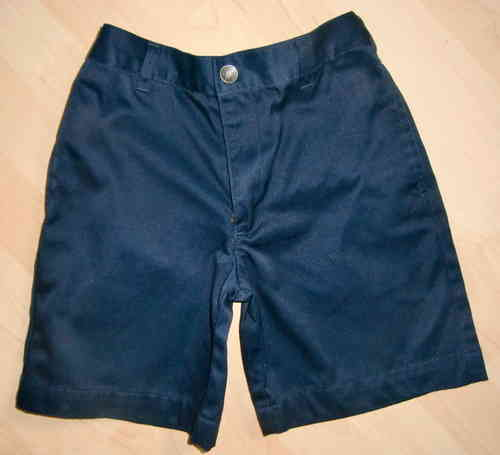 Lands End Jungen Bermuda Dark / Blau Navy Gr. 7