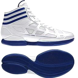 promo code a519f cf534 ADIDAS adiZero Crazy Light Team Basketball Schuhe Gr. 37 13 UK 4,