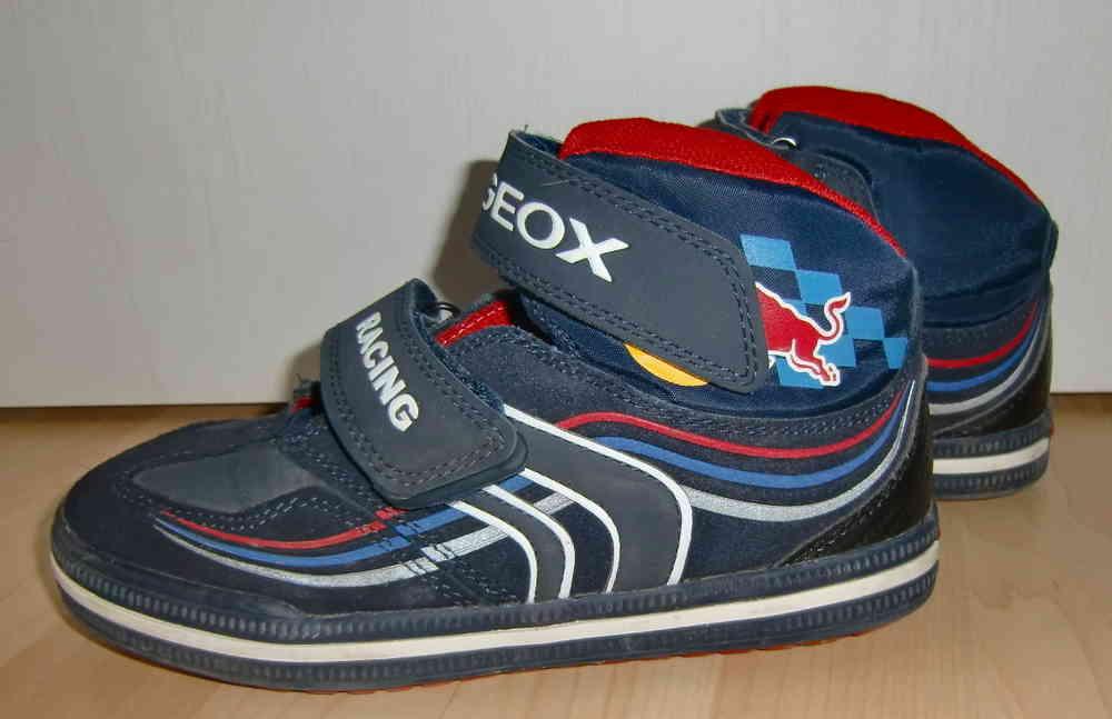 Geox Schuhe Red Bull Gr. 32