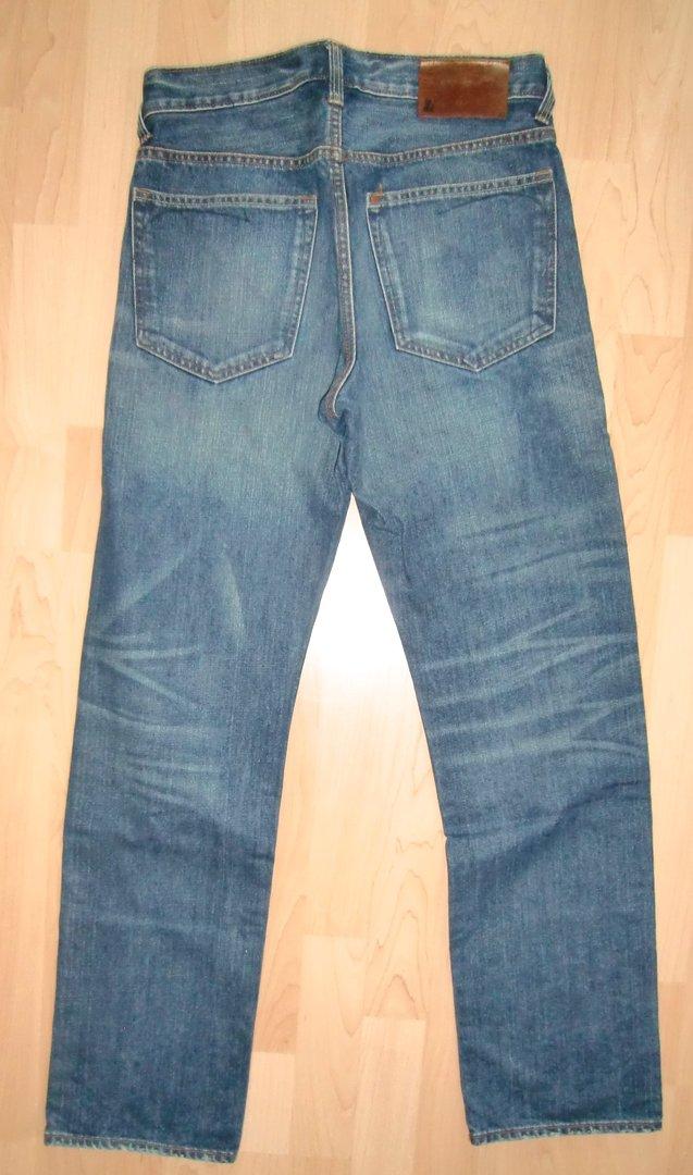 H m original herren jeans 29 x 32 straight leg das - Hm herren jeans ...