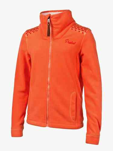 Protest VESNA JR Fleecejacke Grapefruit (Orange)