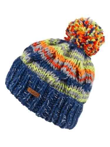 Protest CALEY Beanie Mütze Mecanic Blue