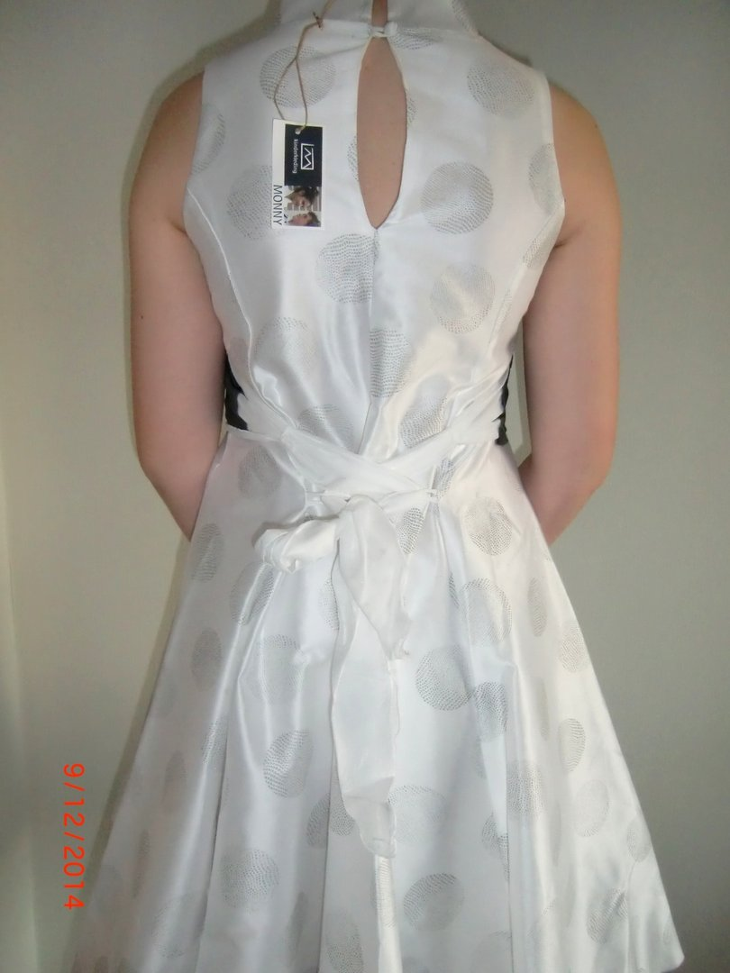 Monny Party Kleid Z15-50 + Bolerojacke Gr. 176 - Das ...