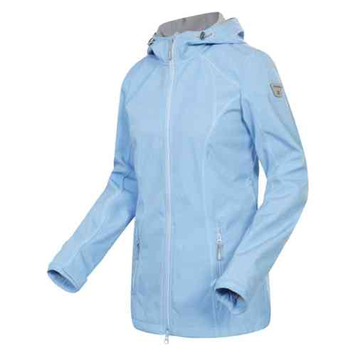 Icepeak Damen Softshelljacke LINNIE in Hellblau