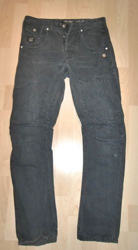 Jack & Jones Jeans Stan Osaka Black Navy 30 / 32