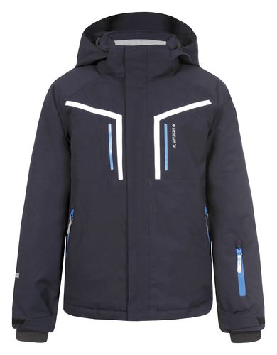 ICEPEAK Skijacke Winter Jacke HARTO JR in Blau