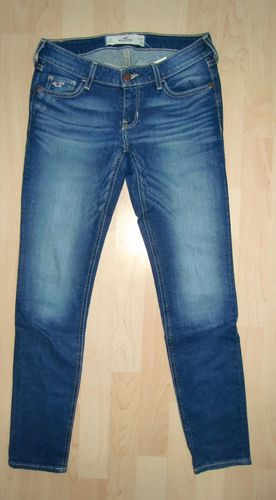 Hollister Damen Jeans Used Style 1S W25 L29