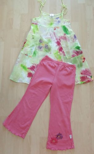Balu Happy Hippie Tunika + Leggings Gr 8 128-140