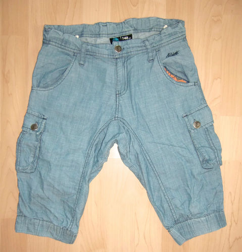 Protest WIGSLEY JR 3/4 Hose Caprijeans Gr. 140
