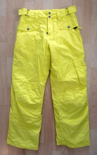 Protest SEVAN Jr Boardpants Sunglow Gelb Gr. 152
