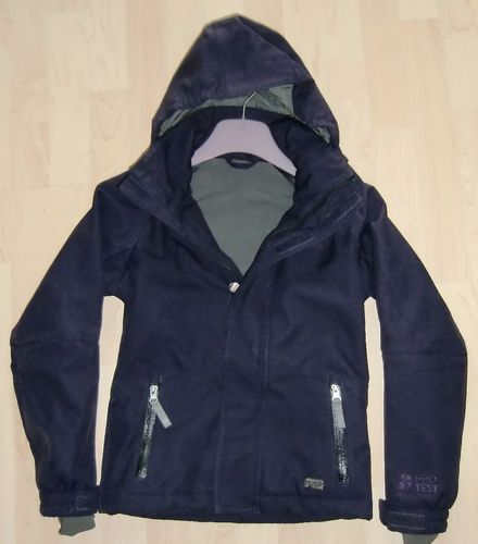 Protest ALTHORPE JR Softshelljacke Lila Gr. 152