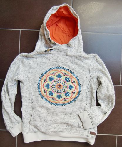 Protest LEWEL Hoody Seashell Tribal Art Gr 176