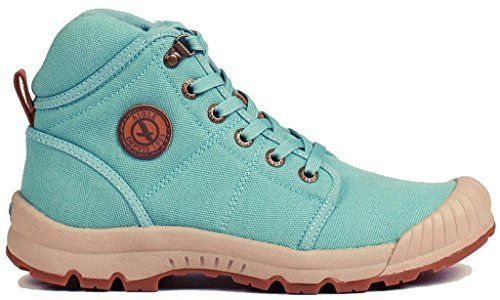 AIGLE Canvas Schuhe Tenere® Light W Aqua