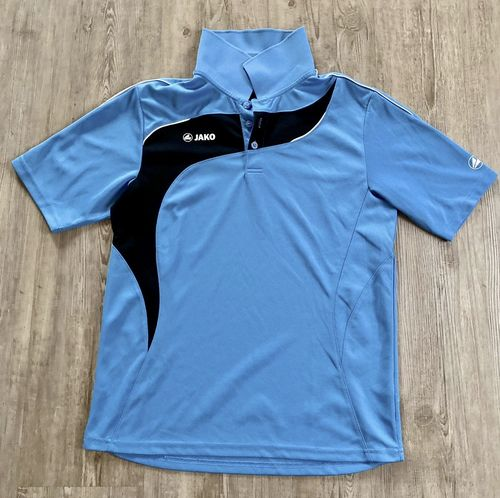 JAKO Herren Polo Shirt Competition Royal Gr. S